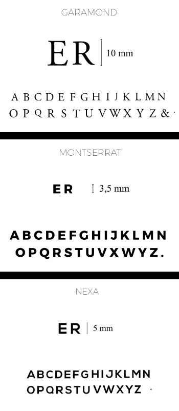 Banner Fonts Mobile